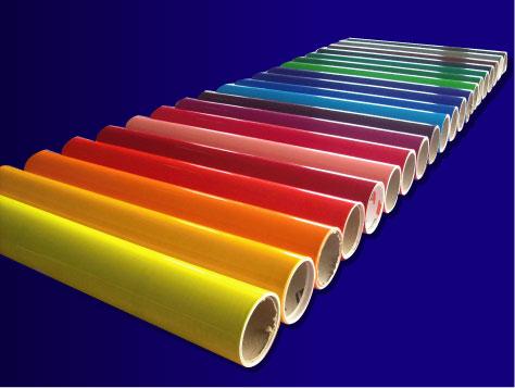 Adhesif transparent vitraux couleur autocollant - Papier autocollant exterieur ...